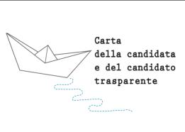 Carta del candidato trasparente