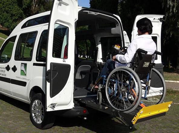 Nuovo Regolamento Mobilità Individuale delle persone condisabilità.